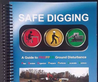 Safe Digging Manual