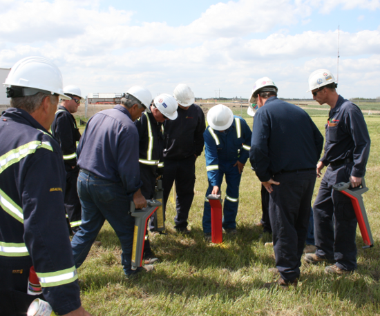 Picture of 2 Day Locator Field Training