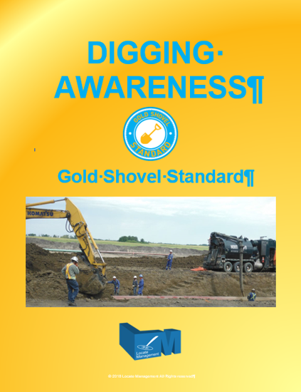 Gold Shovel Standard - Digging Awareness Manual